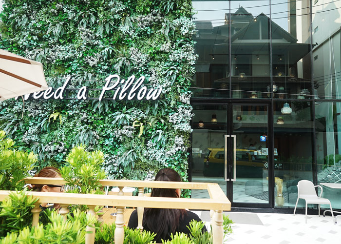 Need a Pillow Hotel, Boutique Hotel Pratunam