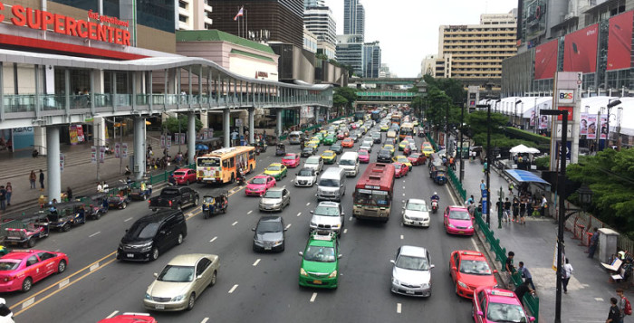 Top cities Singaporeans travelled to 2018 - Bangkok, Thailand